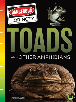 cover image of Toads and Other Amphibians