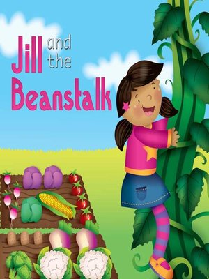 cover image of Jill and the Beanstalk