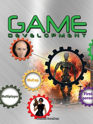 cover image of STEAM Jobs in Game Development