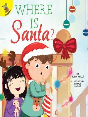 cover image of Where is Santa?