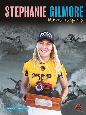 cover image of Stephanie Gilmore