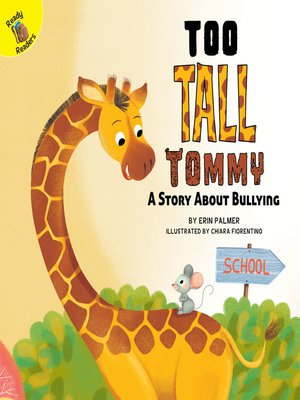 cover image of Too-Tall Tommy