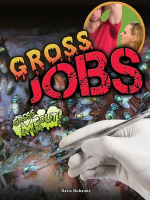 cover image of Gross Jobs