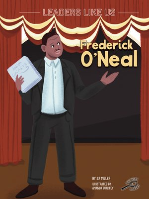 cover image of Frederick O'Neal