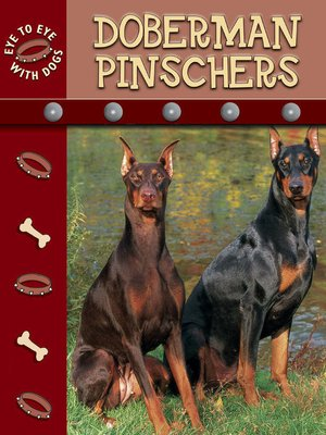 cover image of Doberman Pinschers
