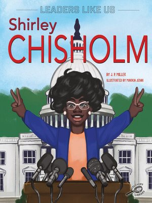 cover image of Shirley Chisholm
