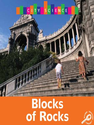 cover image of Blocks of Rocks