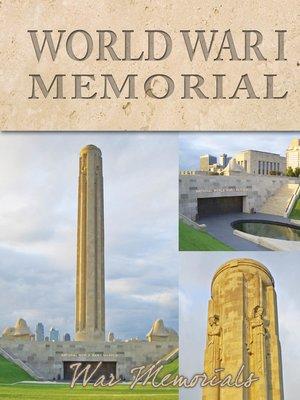 cover image of World War I Memorial