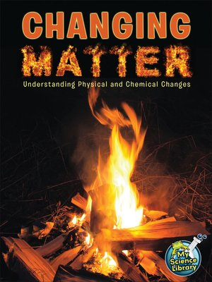 cover image of Changing Matter