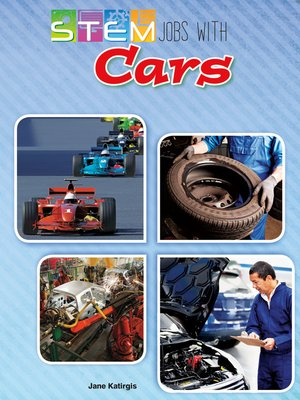 cover image of STEM Jobs with Cars
