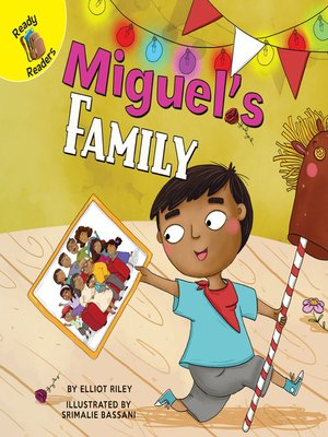 cover image of Miguel's Family