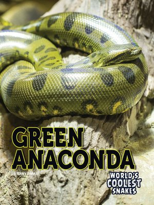 cover image of Green Anaconda