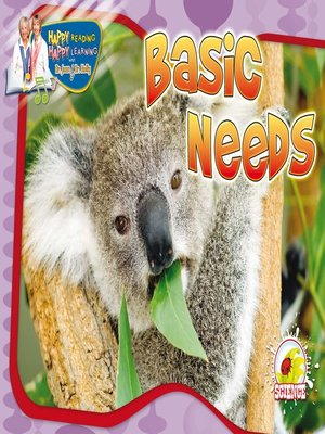 cover image of Basic Needs