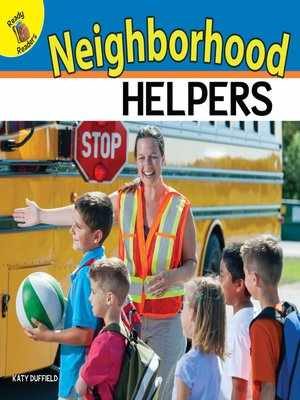 cover image of Neighborhood Helpers