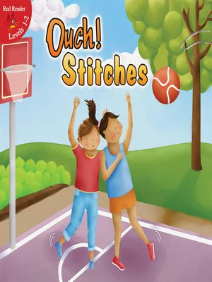 cover image of Ouch! Stitches