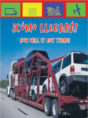 cover image of ¿Como llegara? (How Will It Get There?)