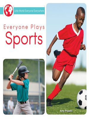 cover image of Everyone Plays Sports
