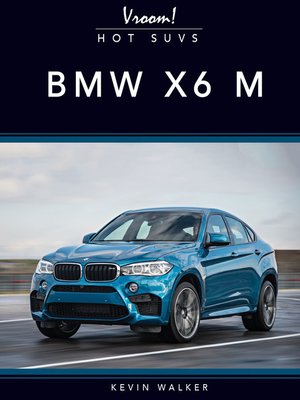 cover image of BMW X6M