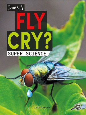 cover image of Does a Fly Cry?