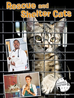 cover image of Rescue and Shelter Cats