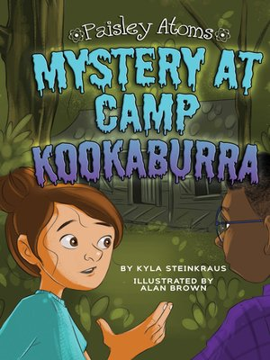 cover image of Mystery at Camp Kookaburra