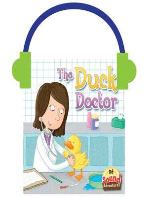 cover image of The Duck Doctor