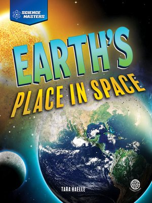 cover image of Earth's Place in Space