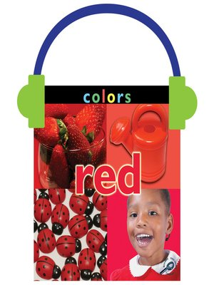 cover image of Colors: Red