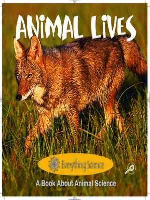 cover image of Animal Lives