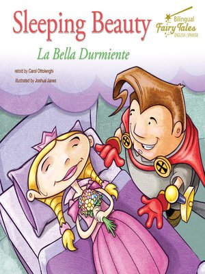 cover image of Bilingual Fairy Tales Sleeping Beauty