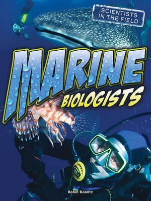 cover image of Marine Biologists