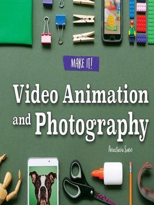 cover image of Video Animation and Photography