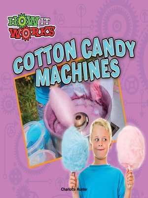 cover image of Cotton Candy Machines