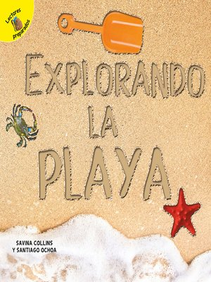 cover image of Explorando la playa
