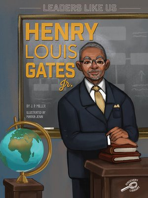 cover image of Henry Louis Gates Jr.