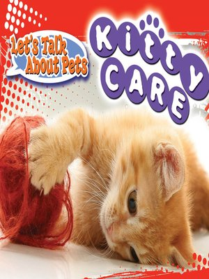 cover image of Kitty Care