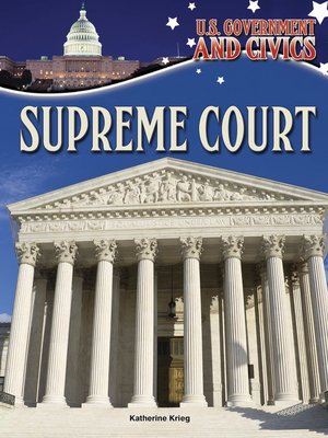 cover image of Supreme Court