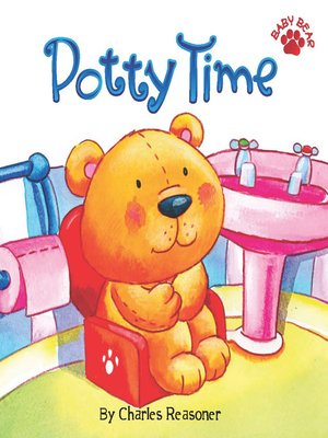cover image of Potty Time