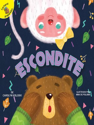 cover image of Escondite (Hide and Seek)