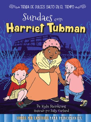 cover image of Sundaes con Harriet Tubman
