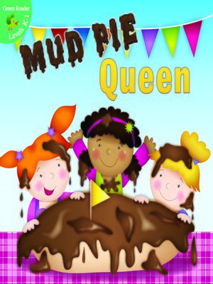 cover image of Mud Pie Queen