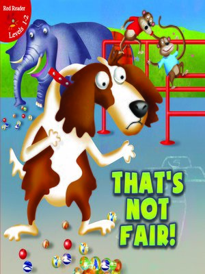 cover image of That's Not Fair!