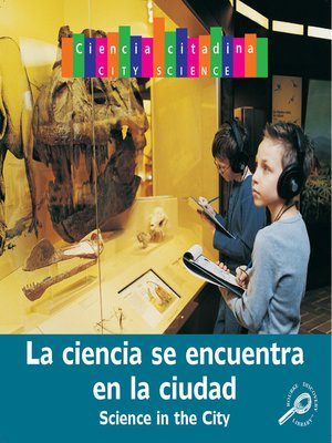 cover image of Ciencia en la ciudad (Science in the city)