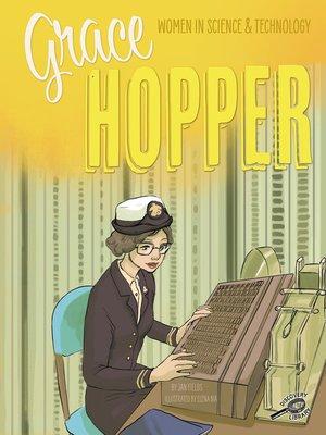 cover image of Grace Hopper
