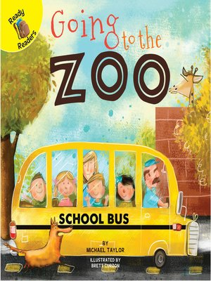 cover image of Going to the Zoo