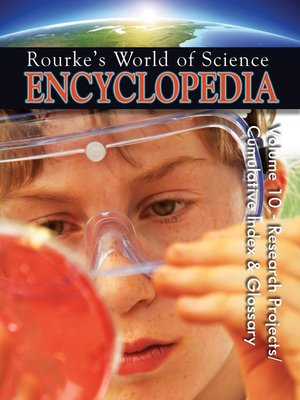 cover image of Rourke's World of Science Encyclopedia, Volume 10