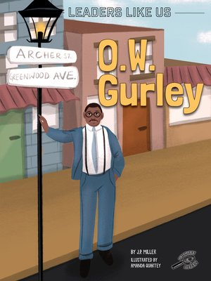 cover image of O.W. Gurley