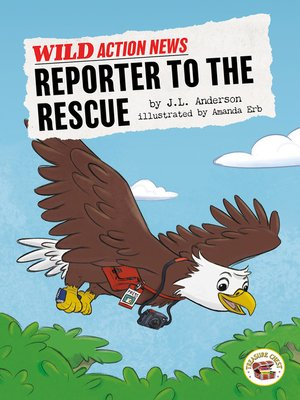 cover image of Reporter to the Rescue