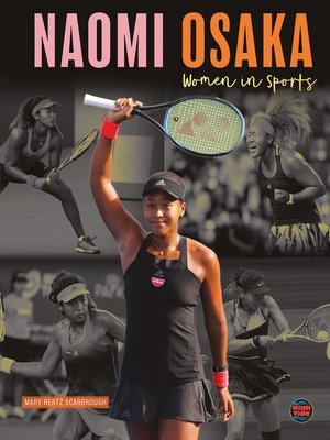 cover image of Naomi Osaka