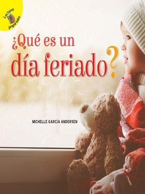 cover image of Días de Descubrimiento (Discovery Days) ¿Qué es un día feriado?